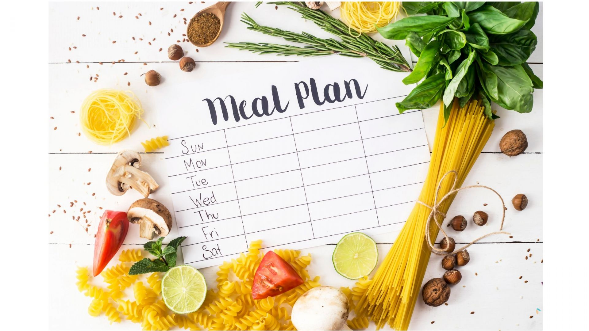 What are the benefits of Meal Planning?