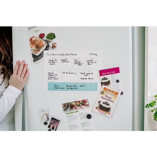 Magnets NZ | Magnets AU | Fridge Menu Planner | Meal Planner