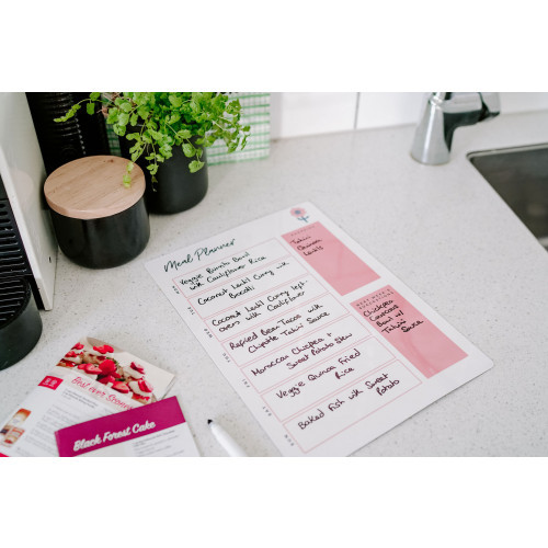 Meal Planners | Fridge magnets nz