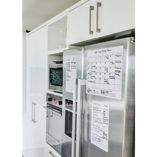 Magnetic Fridge Planner | Magnets NZ