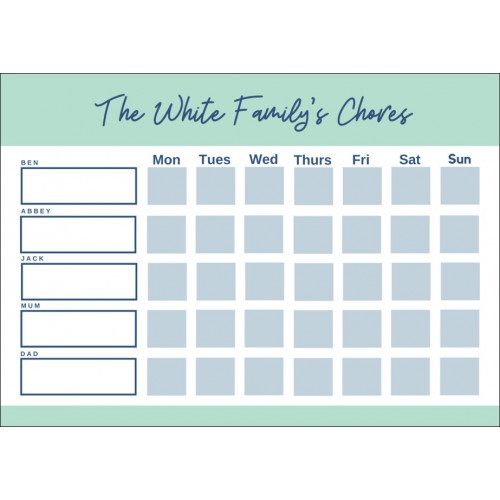 Fridge Magnets | Magnets NZ | Family Planners | Task Planners
