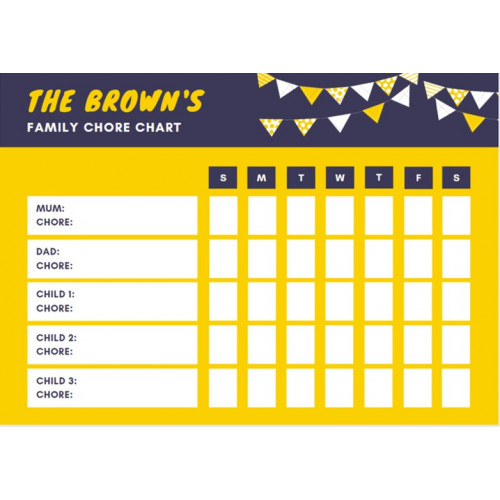 Magnets NZ | Personalised Magnets | Chore Charts | Magnapix