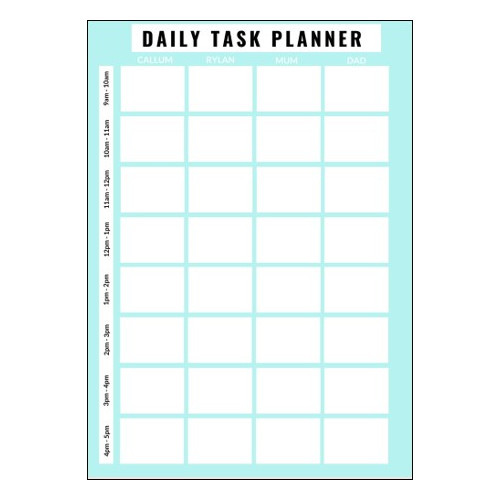 Magnets | Fridge Magnets AU | Weekly Planner | Organiser