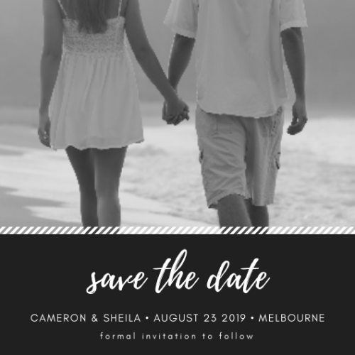 Magnets NZ | Fridge Magnets | Save the date | MagnaPix